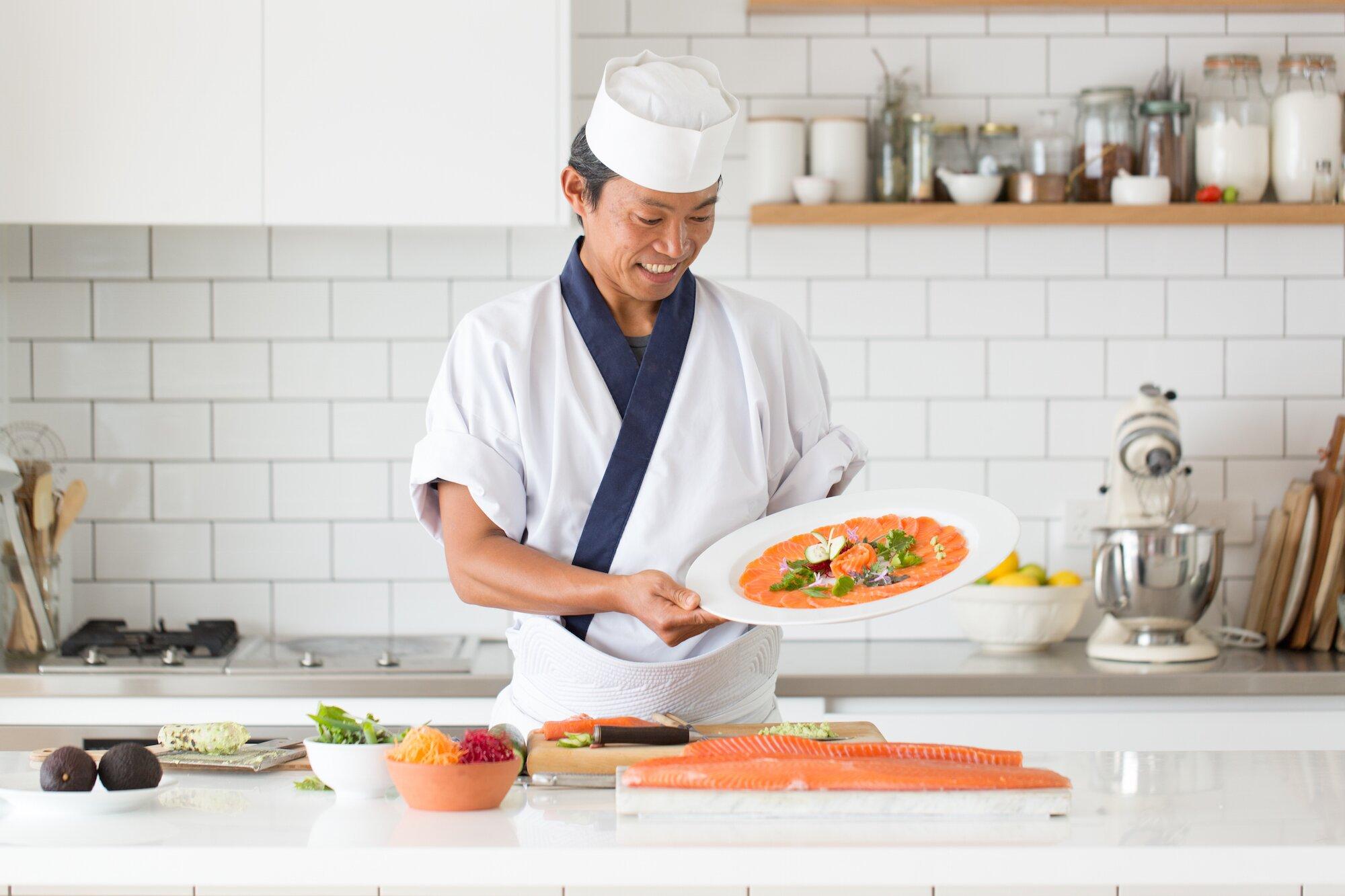 Huon_Aquaculture_Masaaki_Sushi