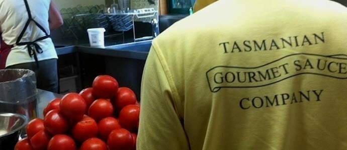 Tasmanian Gourmet Sauce Company : Tasmania's Hidden Gems