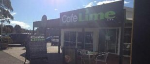 Cafe' Lime