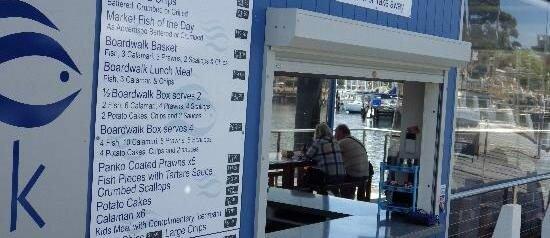 Boardwalk Fish 'N Chips Bellerive