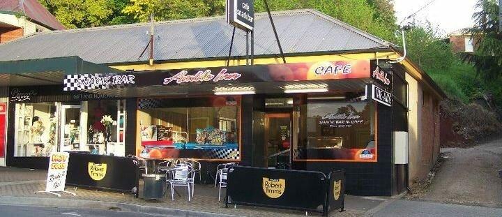 Amble Inn Snack Bar