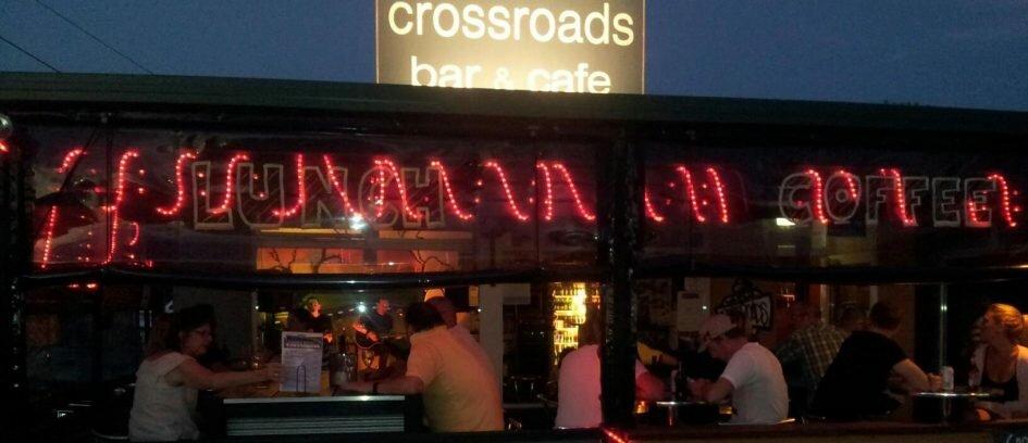 Crossroads Winebar & Cafe