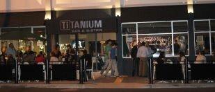 Titanium Bar & Bistro