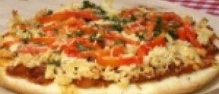 Red Grasshopper Pizza