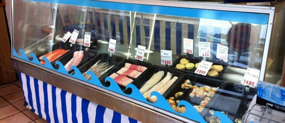 Buckaneers For Seafood