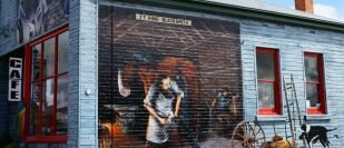 Blacksmith Gallery Cafe