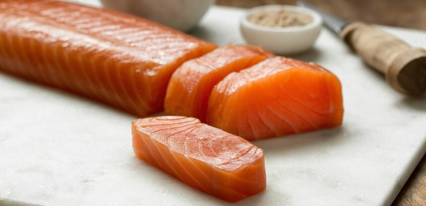 Huon Aquaculture signature salmon loin