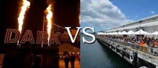 Hobart's Dark MOFO vs Taste Festival