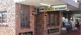 Rialto Gallery Restaurant