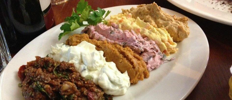 Pasha's Cafe Restaurant