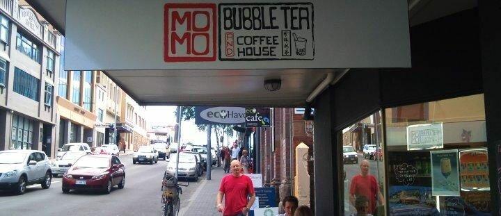 MoMo Bubble Tea & Coffee House Murray Street
